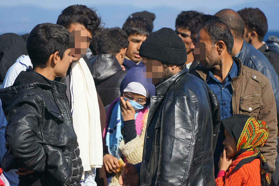 """""""Das ist der Horror"""": Anwohner haben Angst vor männlichen Flüchtlingen"""