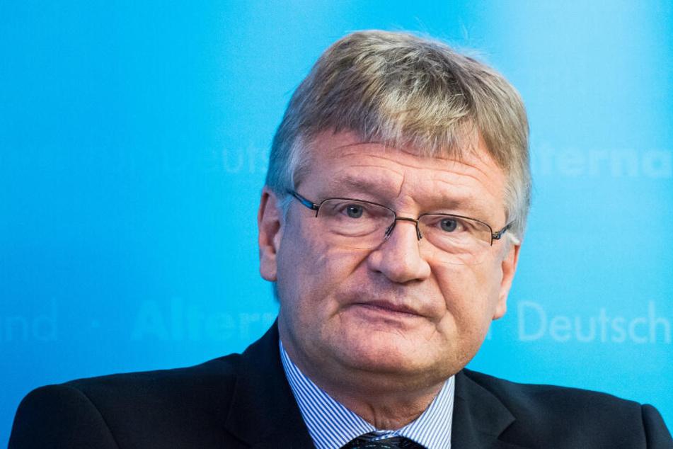 Jörg Meuthen meldete sich nun auf Facebook zu Wort.