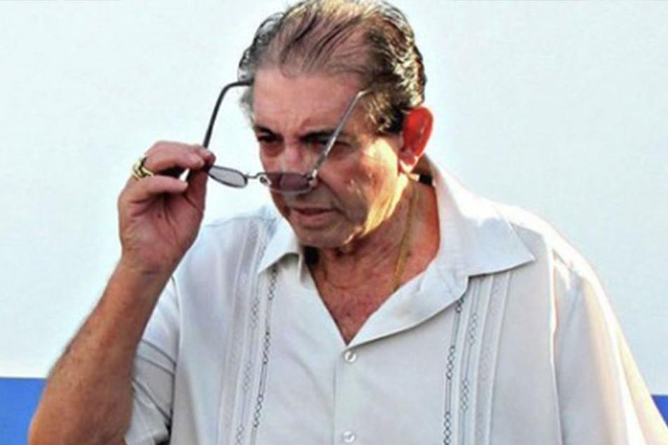 Der selbsternannte Wunderheiler Joao Teixeira de Faria.