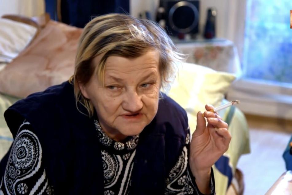 """Karin Ritter hat laut eigenen Aussagen Probleme, eine eigene Wohnung zu finden. Der Landkreis Anhalt-Bitterfeld sagte jetzt, dass sie ihr """"sicher"""" auch keine besorgen werden."""