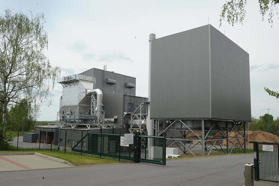 Im Heizkraftwerk Zwickau Süd wird dieses Jahr fleißig investiert. Einen neuartigen Kessel zur Wärmeerzeugung will die ZEV dort installieren.