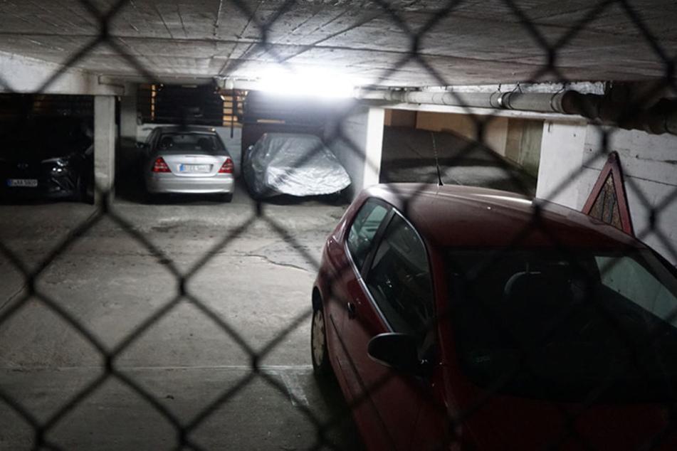 Berliner Polizei findet 200 Schuss Munition