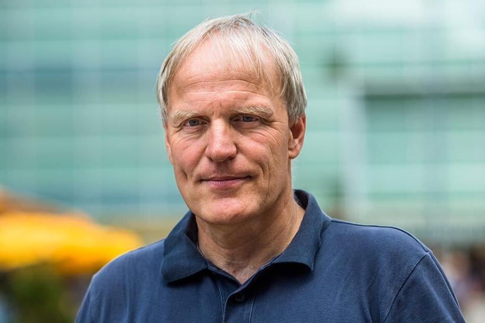 Stadtrat Bernhard Herrmann (53, Grüne) hält nichts davon, das Projekt zu verschieben.