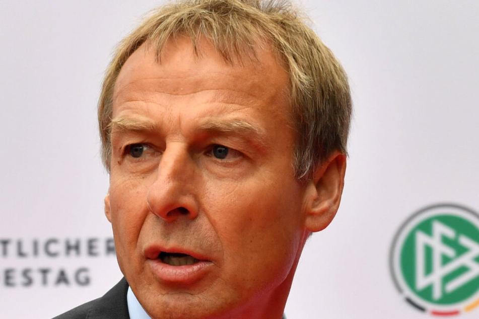 Ex-Bundestrainer Jürgen Klinsmann: Bald fachsimpelt Klinsi für RTL über die deutsche Nationalelf.