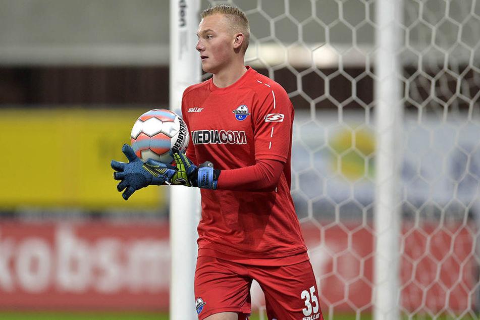 Jonas Brammen kam vor allem in den U21 zum Einsatz.