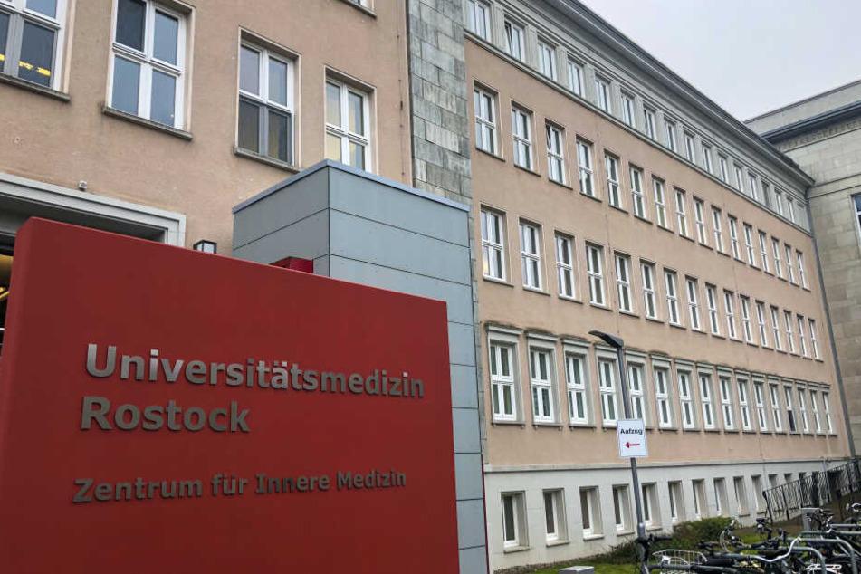 Die Frauen aus Rostock wurden ins Krankenhaus gebracht.