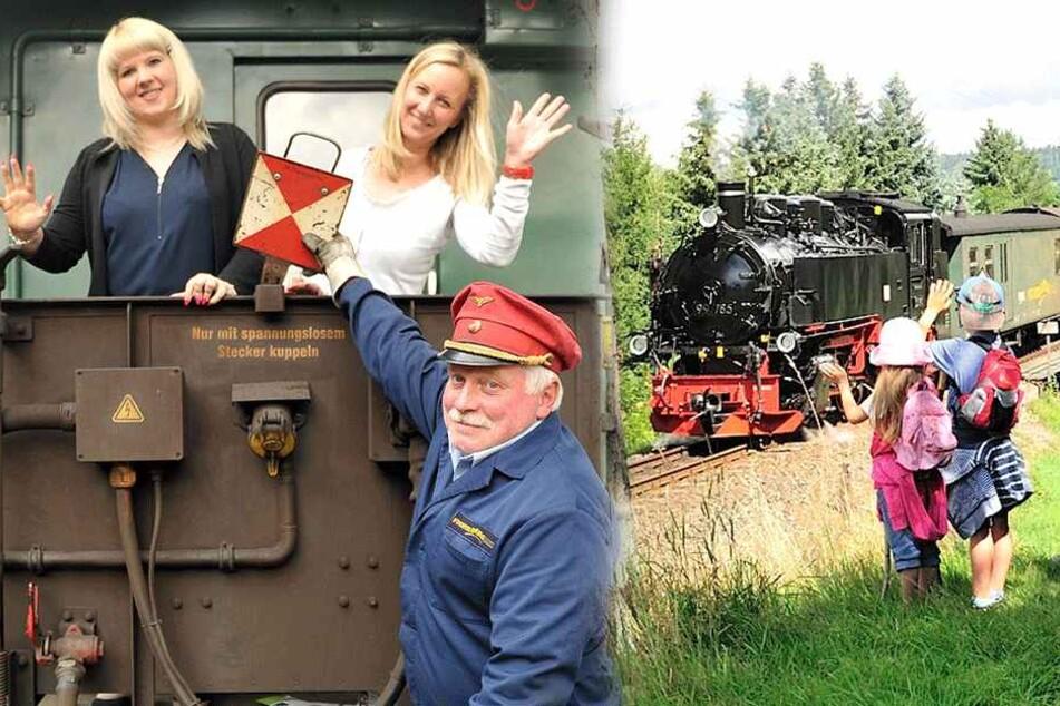 Großes Casting für Werbe-Fotoshooting: Wer wird das neue Gesicht der Fichtelbergbahn?