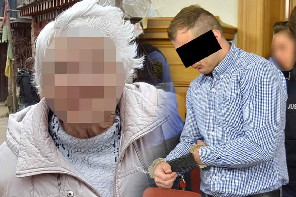 Einbrecher hatte sein Opfer (†90) erstickt: Jetzt fiel das Urteil gegen den Mörder