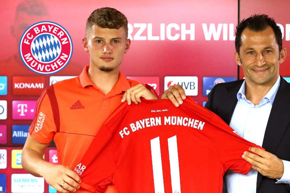 Fehleinkauf des FC Bayern München? Das sagt Hasan Salihamidzic über Mickael Cuisance