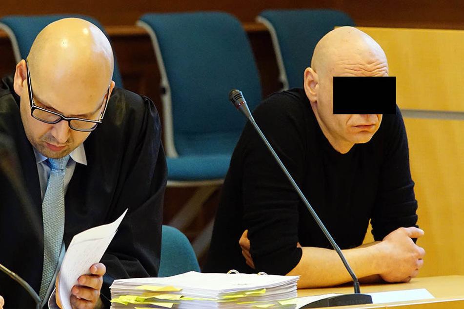 Enrico L. (34) wurde zu 11 Jahren Haft verurteilt.