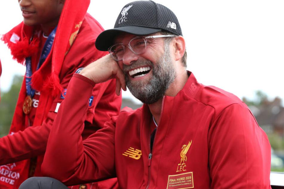 Jürgen Klopp hat mit dem FC Liverpool die Champions League gewonnen.