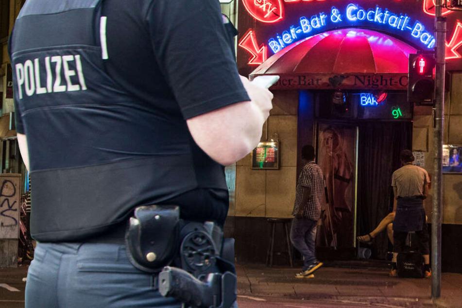 Messerattacke im Bahnhofsviertel von Frankfurt: Mann (37) schwer verletzt