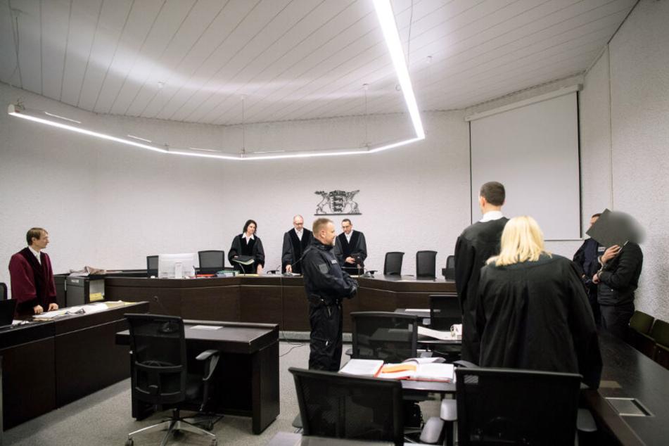 Am 17. Januar begann bereits ein Prozess gegen den 34-Jährigen, war aufgrund eines Formfehlers aber letztlich geplatzt. (Archivbild)