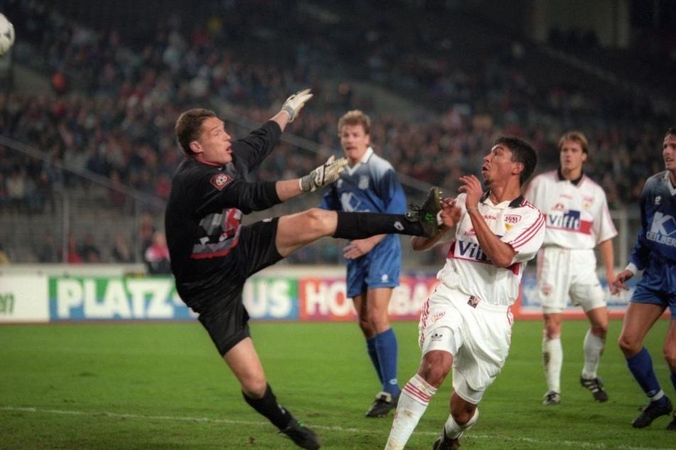 Bereits 1996 trafen beide Mannschaften aufeinander. (Archivbild)