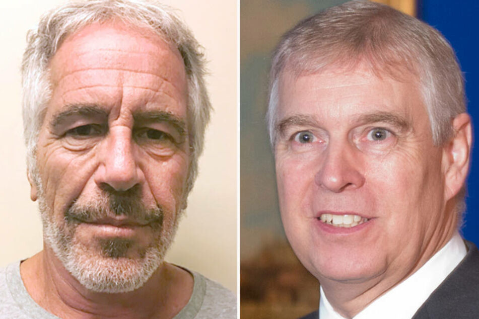 Jeffrey Epstein, Unternehmer und Millionär aus den USA (li.,†66) und Prinz Andrew, Herzog von York: Wie gut befreundet waren die beiden Männer wirklich?