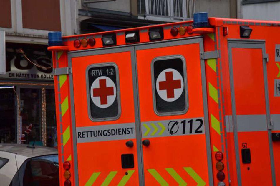 Das neunmonatige Mädchen musste schwerverletzt ins Krankenhaus eingeliefert werden.