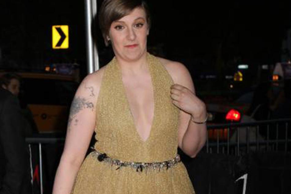 Lena Dunham beweist, dass jede Frau schön sein kann.