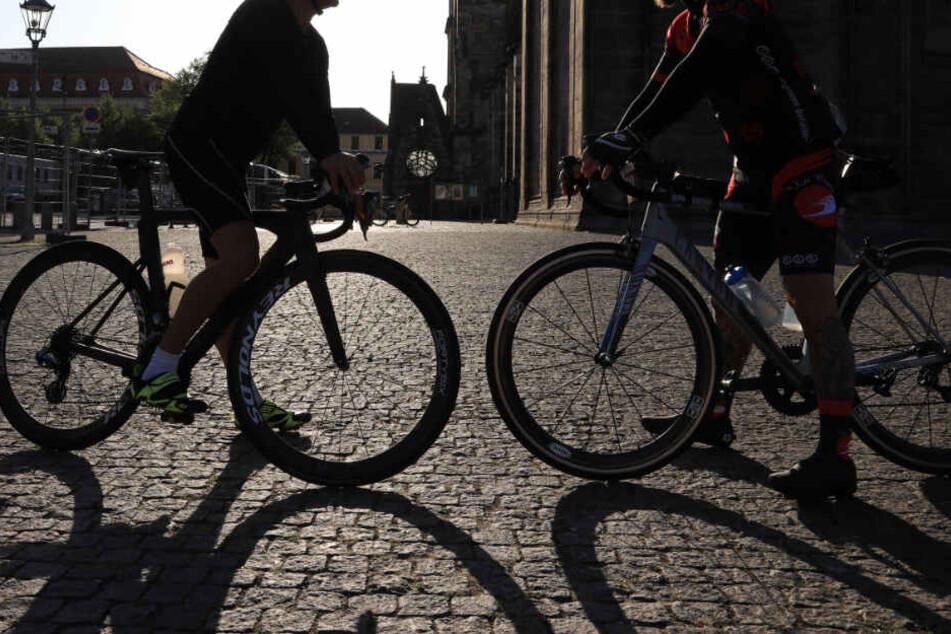 Die erste Radtour wurde vor 15 Jahren organisiert. (Symbolbild)