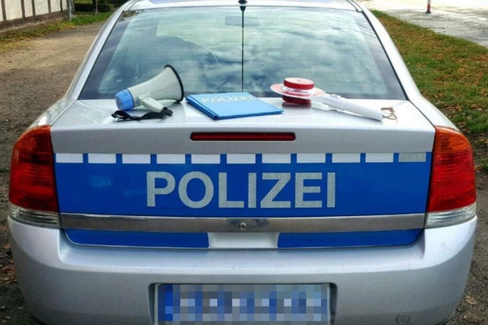Ausgerechnet auf dem Weg zum TÜV: Polizei stoppt Fake-Streifenwagen