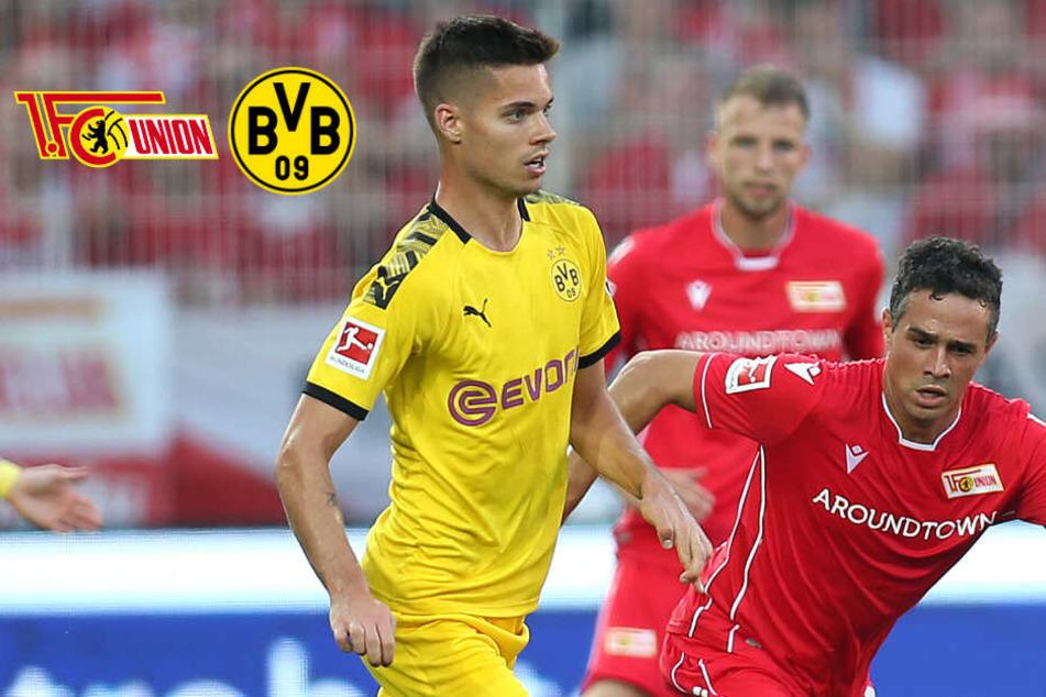 Eiserne Sensation! Freche Unioner feiern gegen schwachen BVB ersten Bundesliga-Sieg!