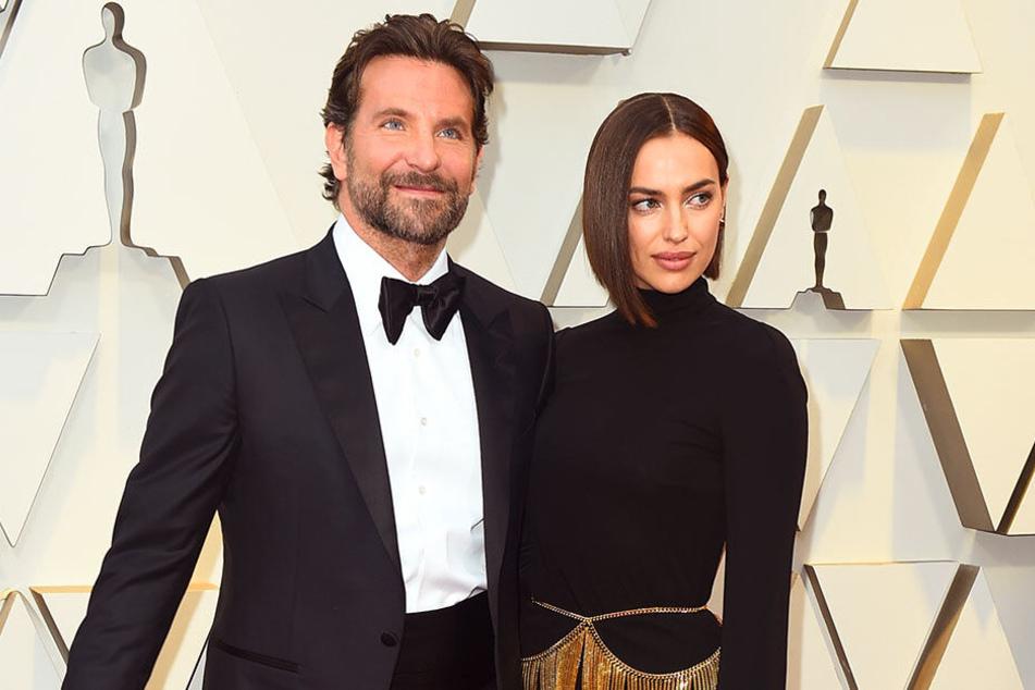 Bradley Cooper und seine Partnerin Irina Shayk.