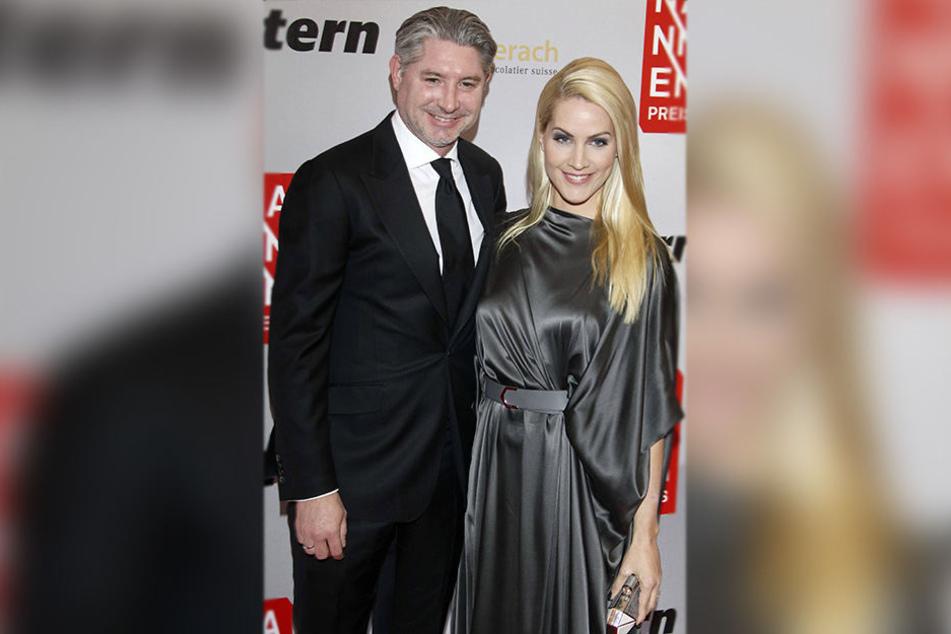 Judith Rakers und ihr Mann Andreas Pfaff haben sich einvernehmlich getrennt.
