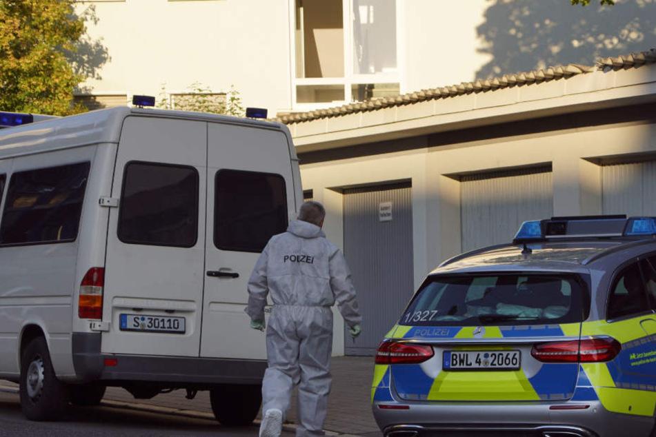 Frau kaltblütig in ihrer Stuttgarter Wohnung ermordet?