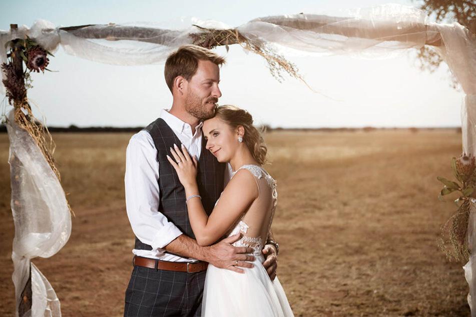 Farmer Gerald (33) und seine Anna (28) machen einiges durch.