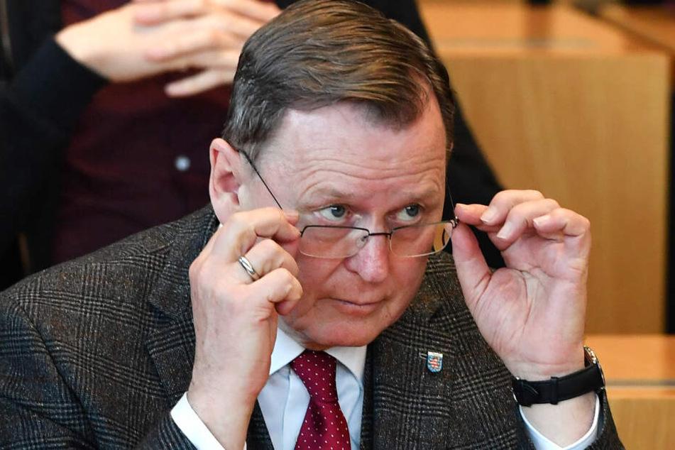 Bodo Ramelow steht noch immer als Kandidat zur Verfügung.
