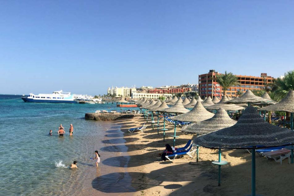 Hurghada ist auch bei deutschen Urlaubern ein beliebter Ferienort, hier wurden am Freitag zwei deutsche Touristinnen erstochen.
