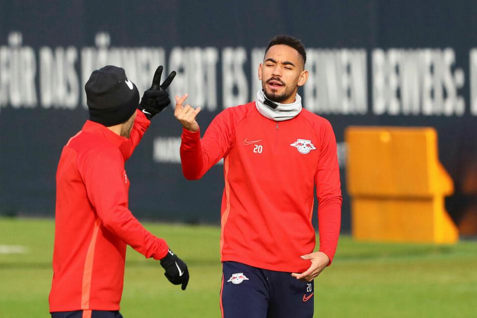 Matheus Cunha (20) kam bei RB Leipzig in eineinhalb Jahren nicht über die Reservistenrolle hinaus und wechselt zur Berliner Hertha.