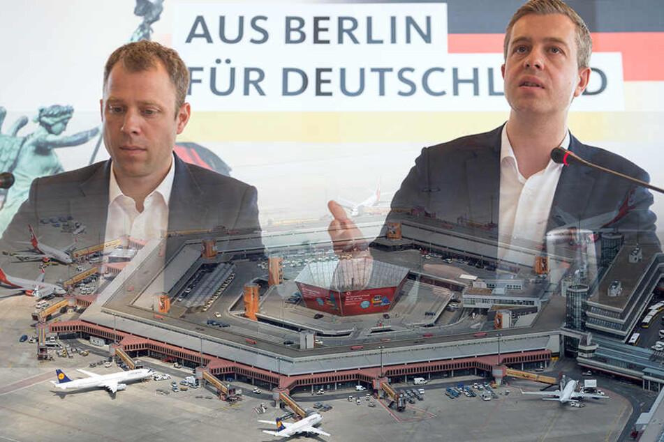 Gelb-Schwarz gegen Rot-Rot-Grün: Wie geht es mit dem Flughafen Tegel weiter?