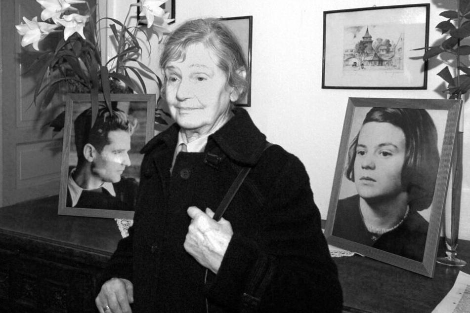 """München: Elisabeth Hartnagel ist tot: Die letzte Zeitzeugin der """"Weißen Rose"""""""