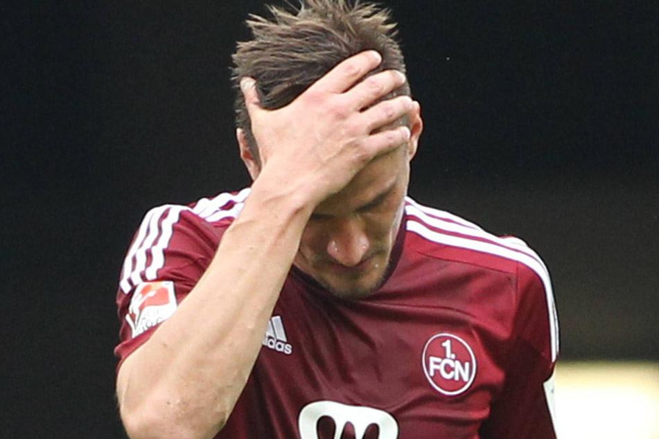 Stefan Kutschke machte in Nürnberg schwere Zeiten durch.