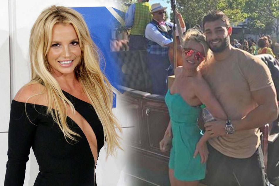 Wann die Hochzeit von Britney Spears und Sam Asgharim stattfindet, ist offiziell nicht bekannt.