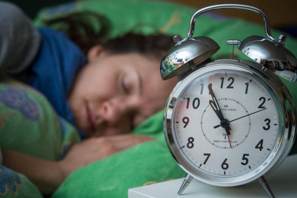 Schlafstörungen sind weit verbreitet (Symbolfoto).