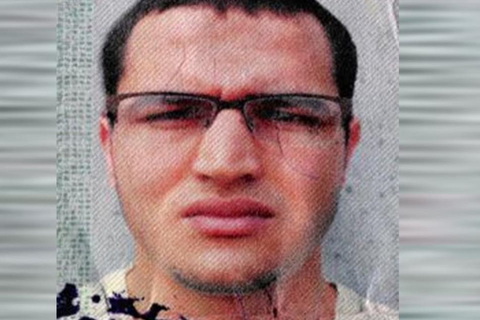 Unter anderem mit diesem Bild aus seiner Duldungsbescheinigung fahndet das BKA nach Anis Amri (24).
