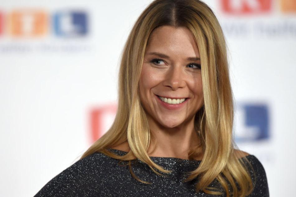 Schauspielerin Tanja Szewczenko (41) hört auf.