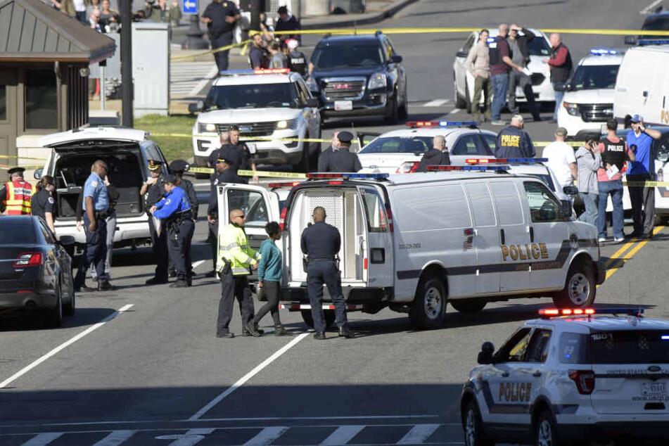 Der Vorfall läste einen Großeinsatz der Polizei aus.
