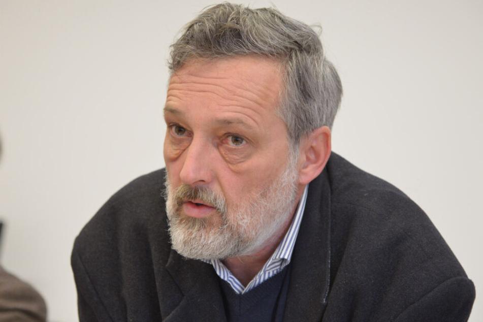 Museumsleiter Dr. Oliver Brehm (55) hat dieses Jahr drei Sonderausstellungen in petto.