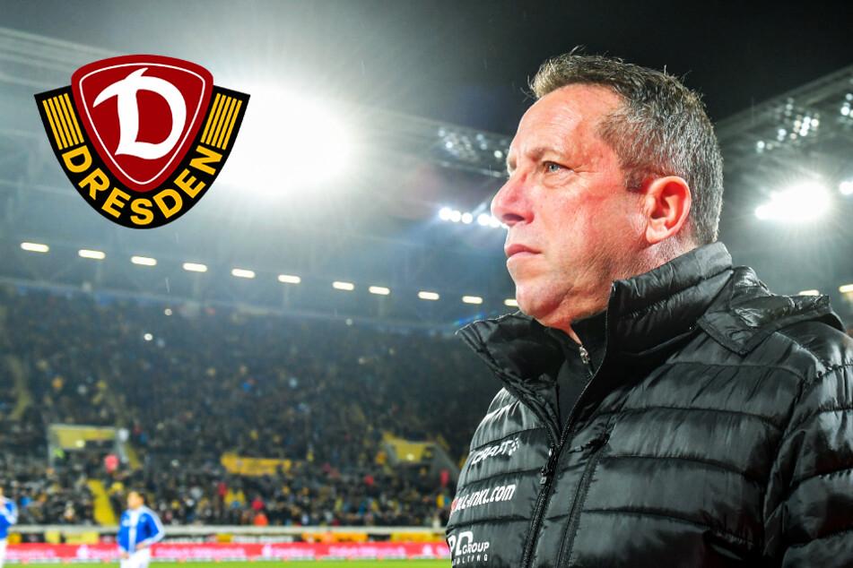 Dynamo-Coach Kauczinski will mit Sieg versöhnlichen Abschied feiern!