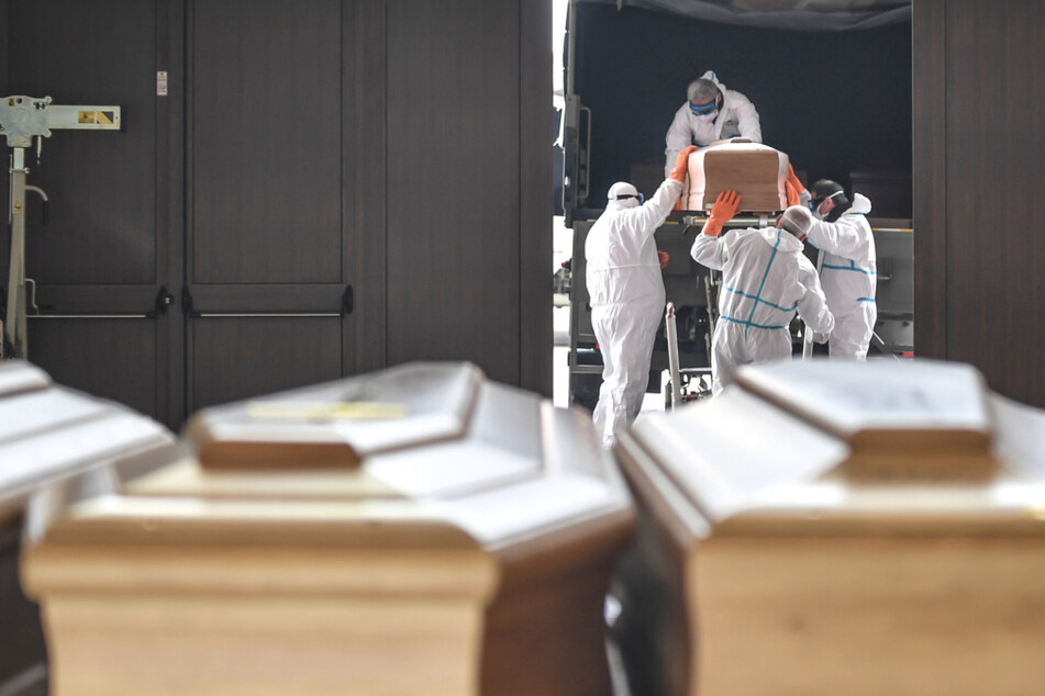 Erschreckende Zahlen: Laut WHO stirbt in Europa alle 17 Sekunden ein Mensch an Corona