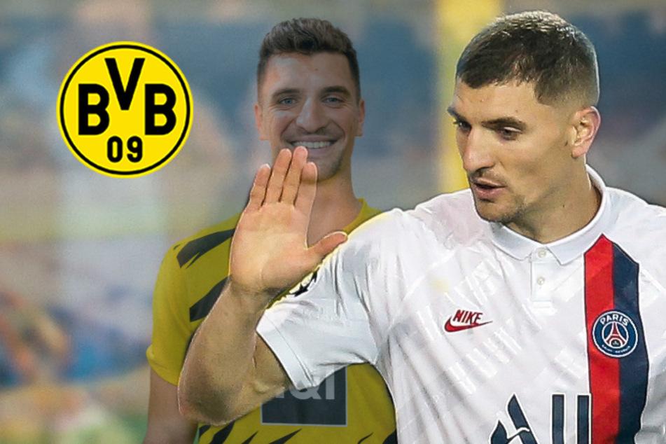 BVB-Neuzugang Meunier tritt erneut nach: Eskaliert nun der Streit mit PSG?