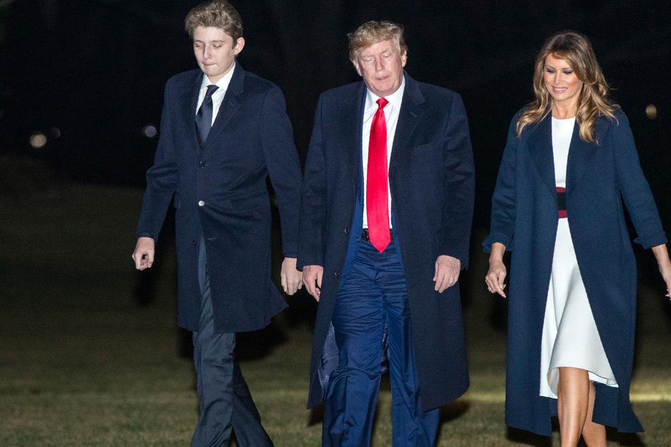 """""""Finanzieller Supergau"""": So viel Geld kostete der Schutz von Donald Trump und Familie"""