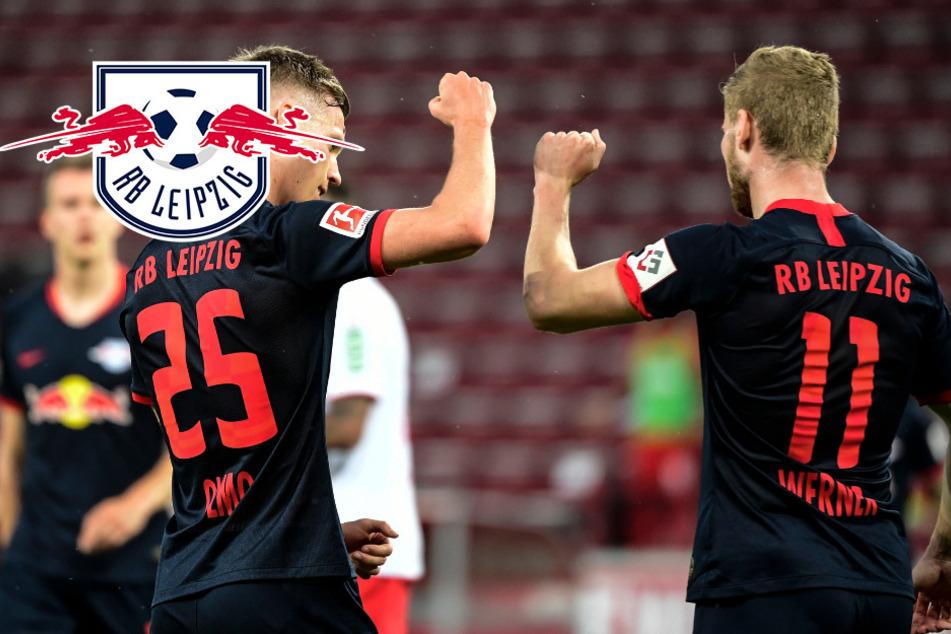 """RB Leipzig bereit für Paderborn: Nagelsmann kann nahezu """"aus dem Vollen schöpfen"""""""