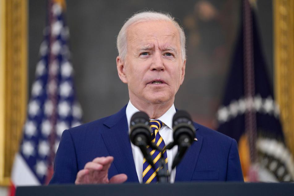US-Präsident Joe Biden (78) trauert um seinen geliebten Schäferhund Champ.
