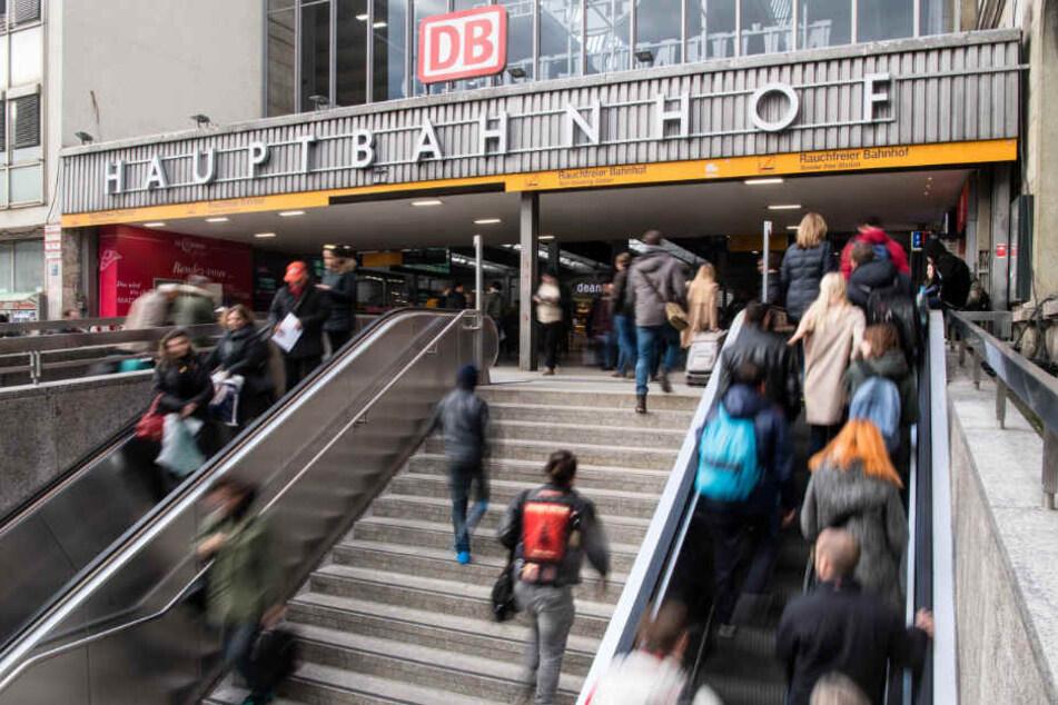 Am Münchner Hauptbahnhof ereignete sich der Zwischenfall. (Symbolbild)