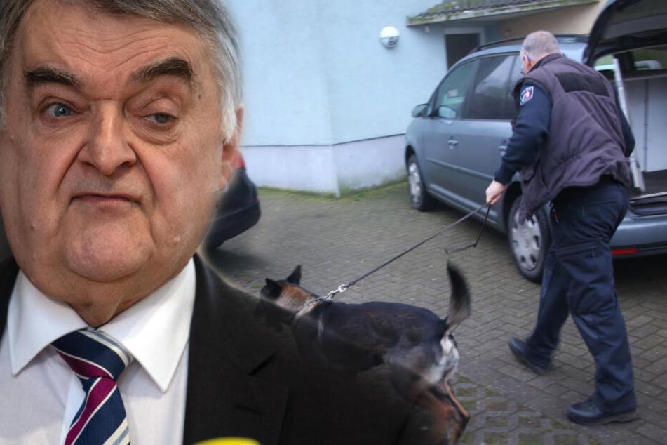 "NRW-Innenminister Reul lobt ""Combat18""-Verbot"