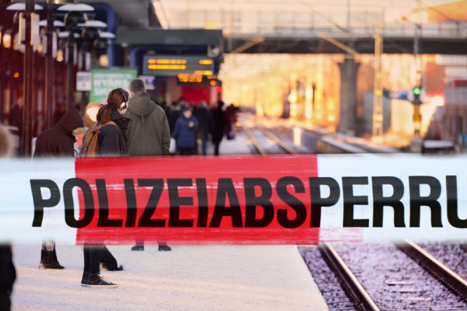 Am Bahnhof Domnitz/Wettin-Löbejün hat ein Unbekannter eine Frau sexuell belästigt. (Symbolbild)