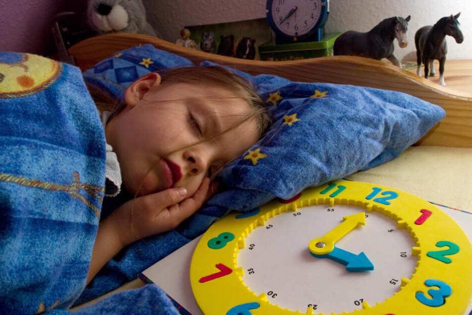 Warum Schulkinder lieber ausschlafen sollten!